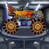 Mad Truck Challenge - Destroy cars and perform extreme stunts in this hill climb racing game