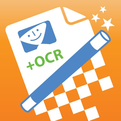 PDFpen Scan+ with OCR, PDF text export
