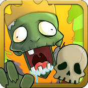 Fun Zombie king: A Free highway to the Brain Empire