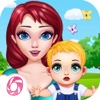 Ma maman enceinte Care-My Baby Care (Dress Up & Newborn jeu)