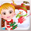 Baby Make Snowman for Kids