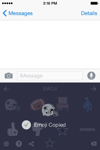 Download Nfl Emojis App For Iphone And Ipad