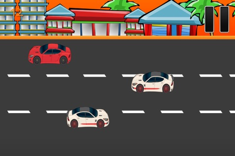 Fast Track Speed Racer Game - Road Rage Games screenshot 2