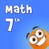 iTooch 7th Grade App    Math