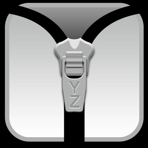 YemuZip 制作与Win兼容的Zip压缩文件 for Mac