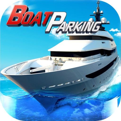 3D Boat Parking Racing Sim iOS App