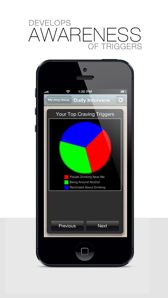 Step Away: Mobile Intervention for Alcohol Addiction-1