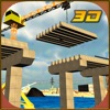 Constructor Bridge Crane Operator 3D Simulator Game