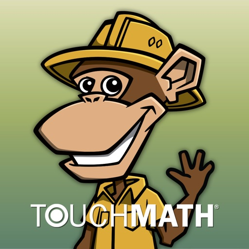 TouchMath Adventures: Jungle Addition 1