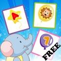 Increíble partido - Todo en 1 para la Educación Cerebro Juegos de Entrenamiento para Niños Gratis