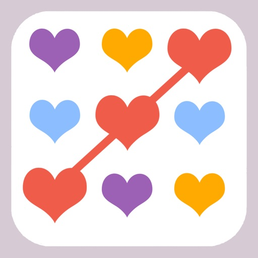 Aaa Love Connects Match 3 Hearts Puzzle iOS App