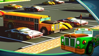 Screenshot #2 pour Kids Cars : Toy Bus Parking 3D