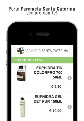 Farmacia Santa Caterina screenshot 1