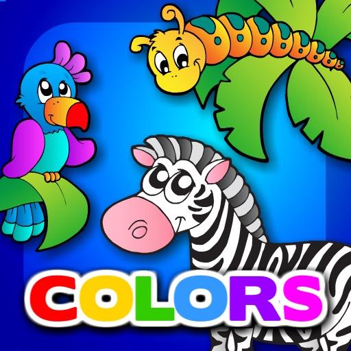 Abby's Train - Learn Colors! iOS App
