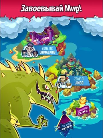 Скачать Smash Monsters - City Rampage