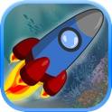 An Underwater Rocket Race Free Deep Sea Adventure Escape Game icon