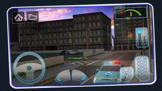 Screenshot #3 pour Police Car Parking 3D : Awesome Cop Training Simulator