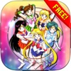 BlurLock Anime Blur Lock Screen Sailor Moon Wallpapers Free