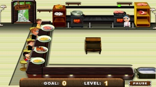 Screenshot von Happy Restaurant Kitchen: Chef Cooking Dash5