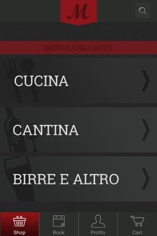Merulana Cafe screenshot 3