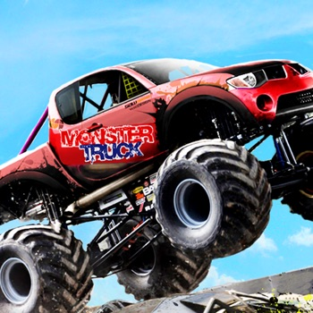 Monster Truck Auto Race Spelletjes Gratis