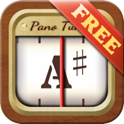 Free Chromatic Tuner: Pano Tuner icon