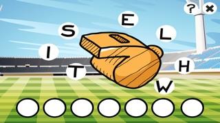 农行动画拼字比赛儿童:学习英语阅读与写作与足球世界杯的数字。游戏的乐趣为孩子和家屏幕截图5