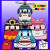 Dentist Game Kids For Robocar Edition
