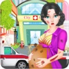Pregnant Girl Emergency First Aid - Free Doctor Surgery Girls Game