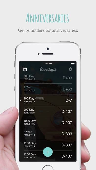 Screenshot for Lovedays - D-Day for Couples in Sweden App Store