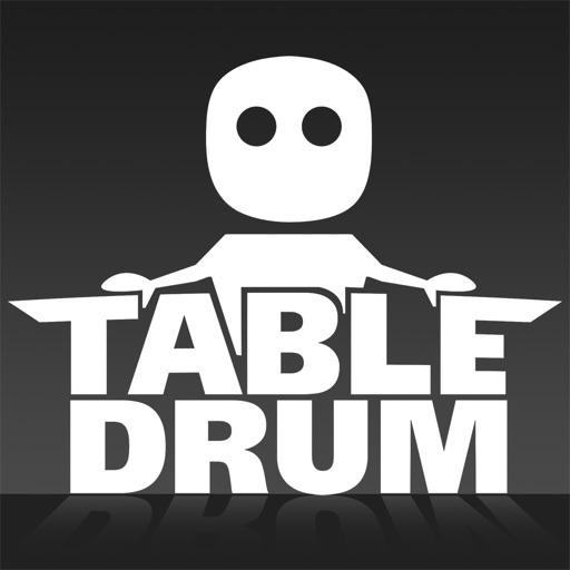 神奇击鼓:TableDrum【把桌子变成架子鼓】