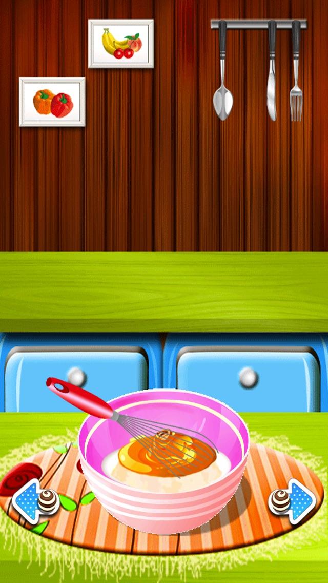 クッキーメーカー - ピザの愛好家、ケーキ、キャンディー、ハンバーガー、チョコレート、アイスクリームのための無料のホットクッキングゲーム - 女の子&ティーンのための無料ゲームのスクリーンショット5