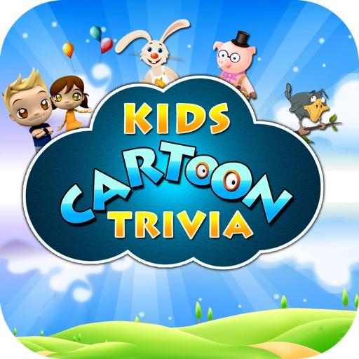 Kids' Cartoon Trivia iOS App
