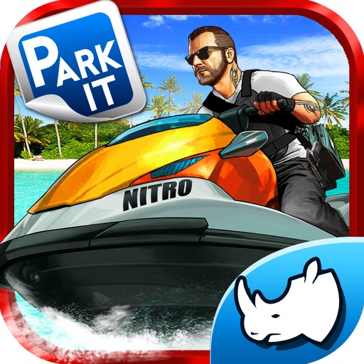 JetSki Water Sports Bike Skill Racing Ride 3D Parking Race