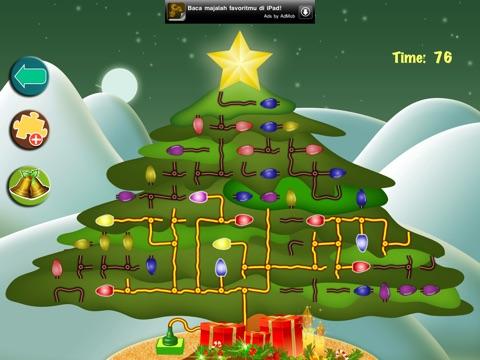 ipad screenshot 1 - Christmas Tree Games