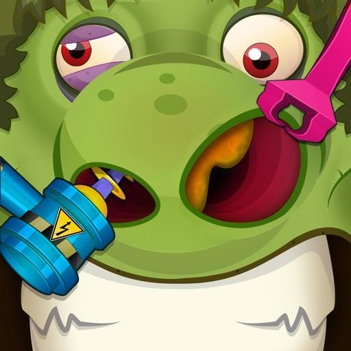 Monster Nose Doctor iOS App
