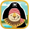 Pirate Preschool Puzzle HD - Fun Educational Toddler Games and School Activities for Boys and Girls - Education Edition