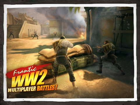 Screenshots of Brothers in Arms® 3: Sons of War for iPad