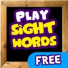 Sight Words - Learn to read list of first words flash cards & games
