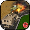 Army Commando War Truck Chase