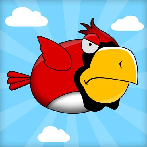 Fatty Bird - Flying Adventure iOS App