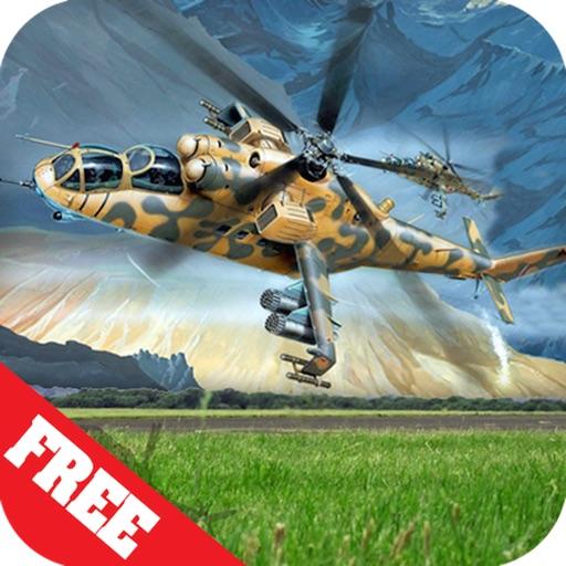 Gunship Air Defence Free iOS App