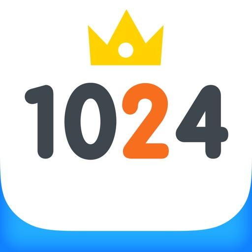 1024! 根本停不下来!
