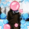 Bubble Balloon Sticker - Edit Pictures with Lovely Photo Stickers Editor