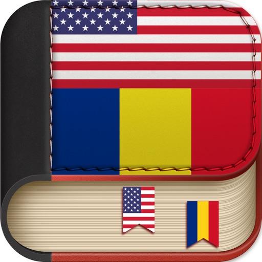 Offline Romanian to English Language Dictionary translator & wordbook / engleză - română dicționar