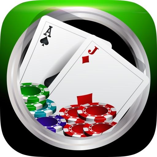 BlackJack Win in Vegas iOS App
