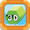 3D Shapes Flashcards: English Vocabulary Learning Free For Toddlers & Kids!