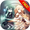 BlurLock – Manga & Anime : Blur Lock Screen Sword Art Online Photo Maker For Free