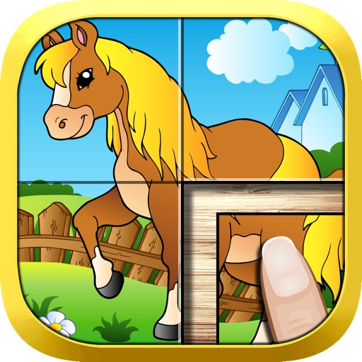 Activity Puzzle For Kids And Toddlers iOS App
