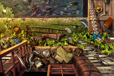 Hidden Object Game - Sherlock Holmes: The Valley of Fear screenshot 3